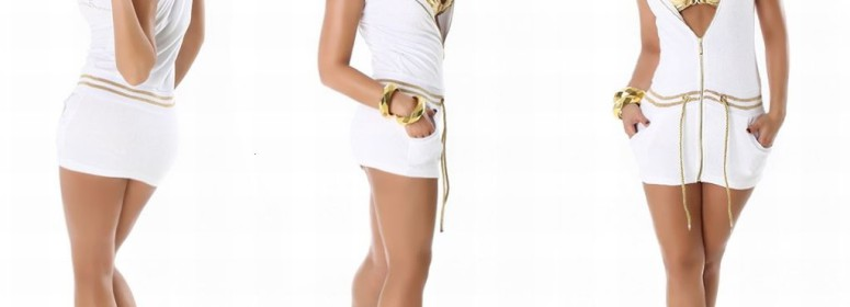 Платья в спортивном стиле