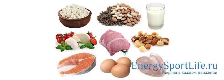 Сочетание белков и углеводов