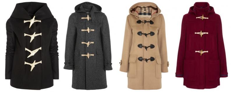 Женские пальто в спортивном стиле