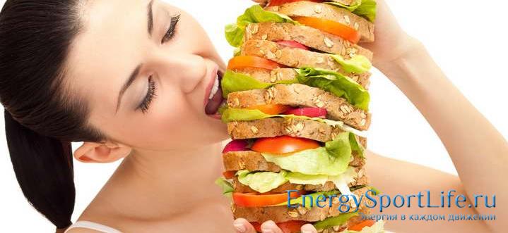Правильная диета для снижения веса или диета как образ жизни