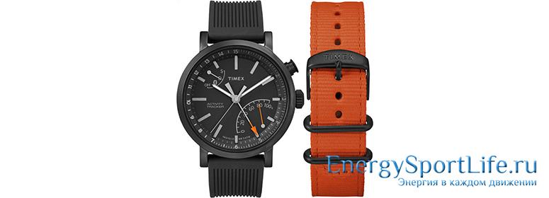 Timex Metropolitan+: фитнес-трекер и классические часы