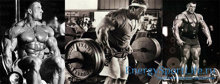 Дориан Ятс: биография, тренировки, питание