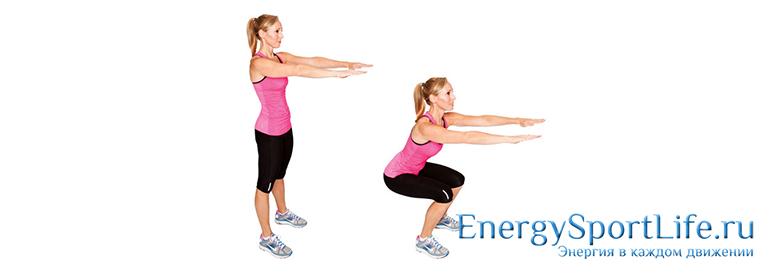 Упражнения для укрепления организма