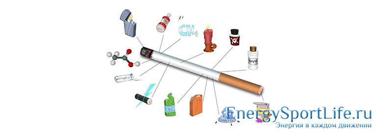Курение и бодибилдинг2