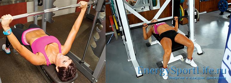 Упражнения для подтяжки грудных мышц для женщин