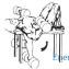 Упражнения с гантелями для бицепса в горизонтальном положении