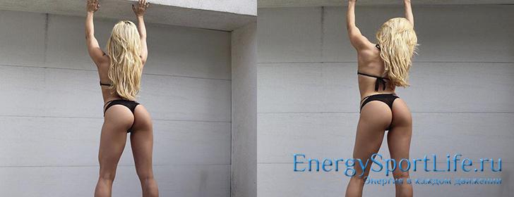 Фитнес модель Хейли Кейт (Haley Kate): тренировки, питание